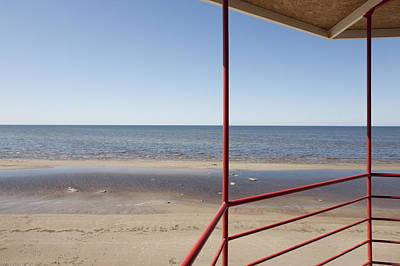 Klabi Beach Resort On The Baltic Coast Poster