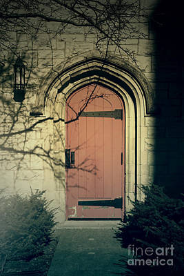 Knockin On My Door Poster by Joel Witmeyer