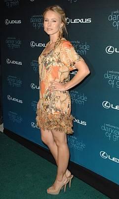 Kristen Bell At Arrivals For The Darker Poster