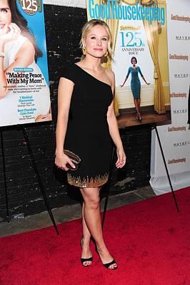 Kristen Bell Wearing A Monique Poster