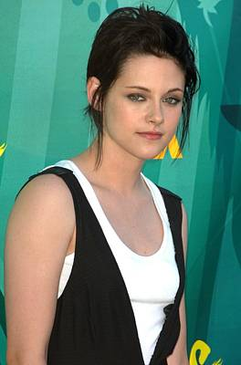 Kristen Stewart At Arrivals For Teen Poster by Everett