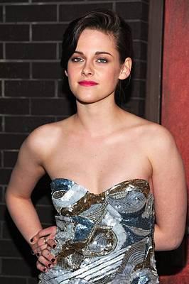 Kristen Stewart Wearing An Emilio Pucci Poster by Everett