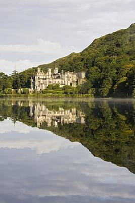 Kylemore Abbey, County Galway, Ireland Poster