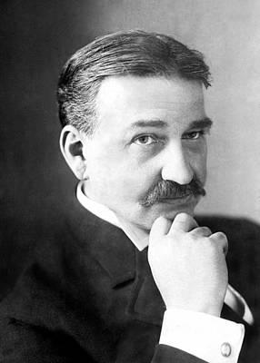 L. Frank Baum, Author Of The Original Poster by Everett