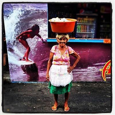 La Abuelita #eltunco  #elsalvador Poster