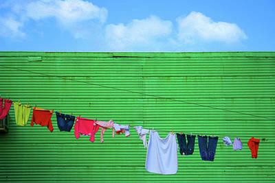 La Boca Poster by Silkegb