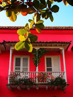 La Casa De Los Duendes Poster by Skip Hunt