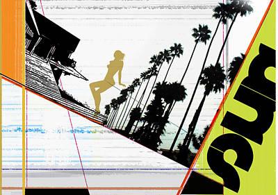 LA Poster