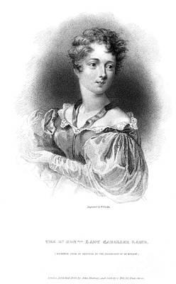 Lady Caroline Lamb Poster