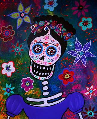 Lady Frida Poster