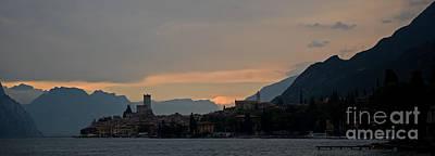 Lago Del Garda Poster