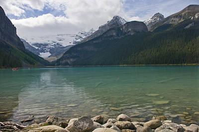 Lake Louise - 1274 Poster