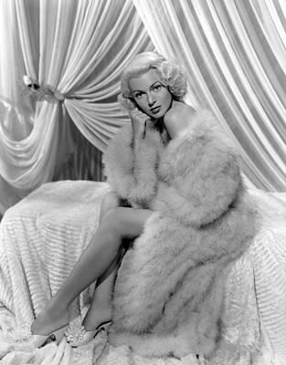 Lana Turner, Mgm, 1946 Poster