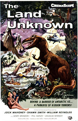 Land Unknown, The, Shawn Smith, Jock Poster