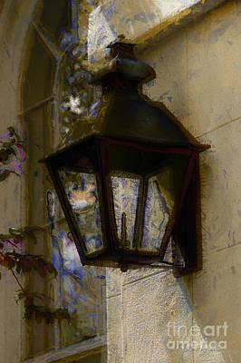 Lantern 11 Poster by Donna Bentley