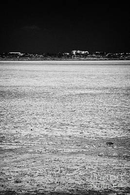 Larnaca Salt Flats In The Larnaka Salt Lake Republic Of Cyprus Europe Poster