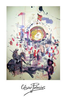 Las Ventas I Poster