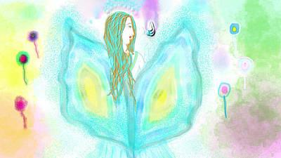 Leelavy Fairy / Fada Leelavy Poster