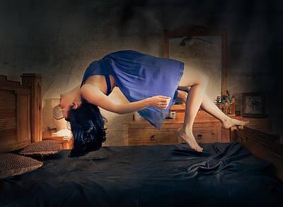 Levitation Poster