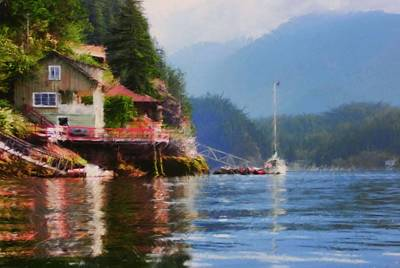 Life On Indian Arm Poster