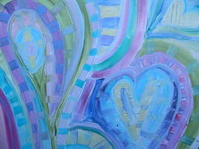 Light Hearts Poster
