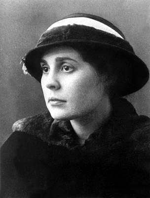 Lili Brik, 1914 Poster by Everett