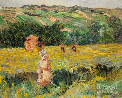 Limetz Meadow Poster