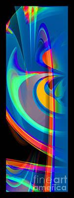 Liquid Breeze Poster
