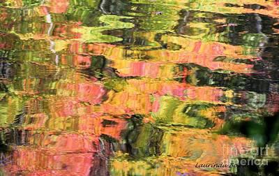 Liquid Colors Poster