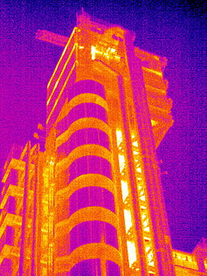Lloyd's Of London, Uk, Thermogram Poster