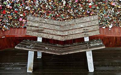 Locks Of Love 2 Poster by Kume Bryant