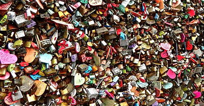 Locks Of Love Poster by Kume Bryant