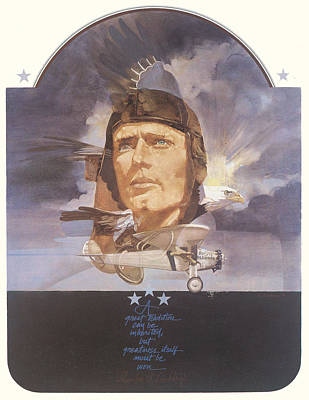 Lone Eagle Poster