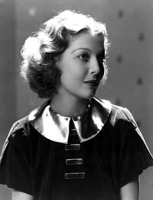 Loretta Young, 1930s Poster by Everett