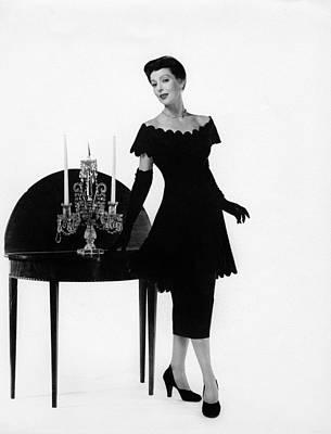 Loretta Young, Ca. Late 1940s Poster