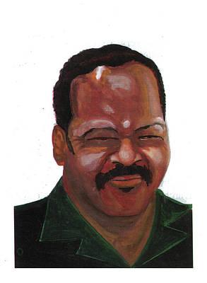 Louis Jackson Jesse Poster by Emmanuel Baliyanga