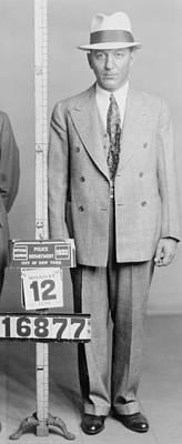 Louis Lepke Buchalter 1897-1944 In New Poster