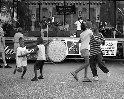 Louisiana Folklife Festival  Poster
