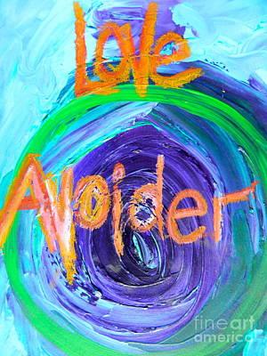 Love Avoider Poster