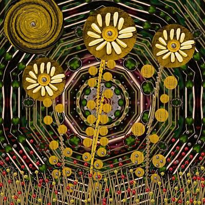 Love Under The Sun Pop Art Poster