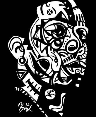 Ludacris Poster by Kamoni Khem