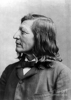 Luther Standing Bear Poster by Granger