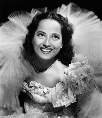 Lydia, Merle Oberon, 1941 Poster by Everett