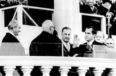 Lyndon Johnson, Spiro Agnew, Hubert Poster