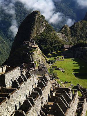 Machu Picchu Peru 7 Poster by Xueling Zou