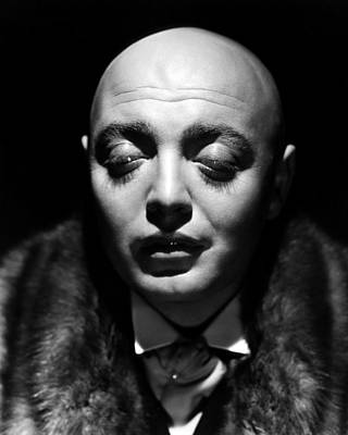 Mad Love, Peter Lorre, 1935 Poster