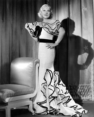 Mae West, 1935 Poster