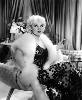 Mae West, 52437, Go West Young Man, 1936 Poster
