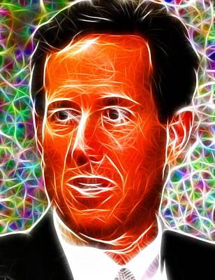 Magical Rick Santorum Poster
