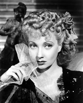 Maisie Was A Lady, Ann Sothern, 1941 Poster by Everett